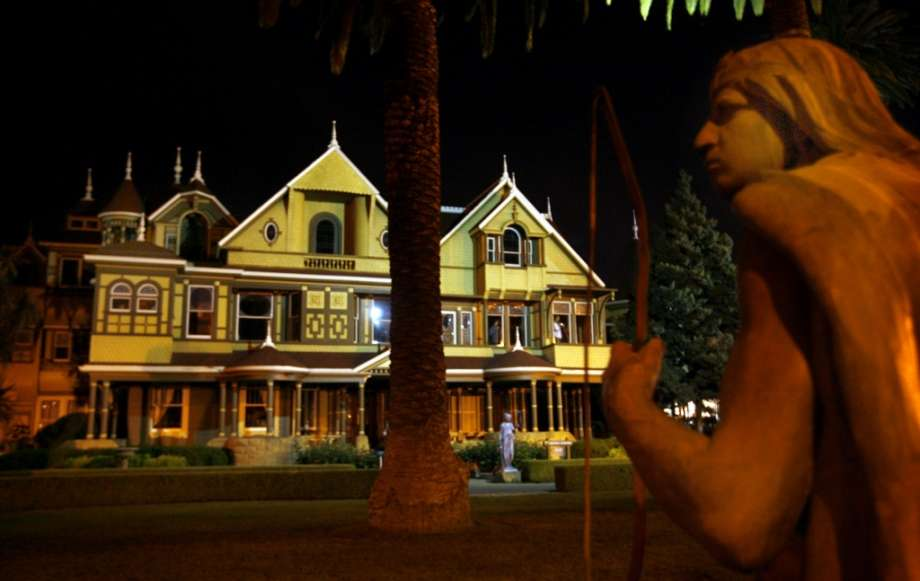 Winchester Mystery House Gets A Movie