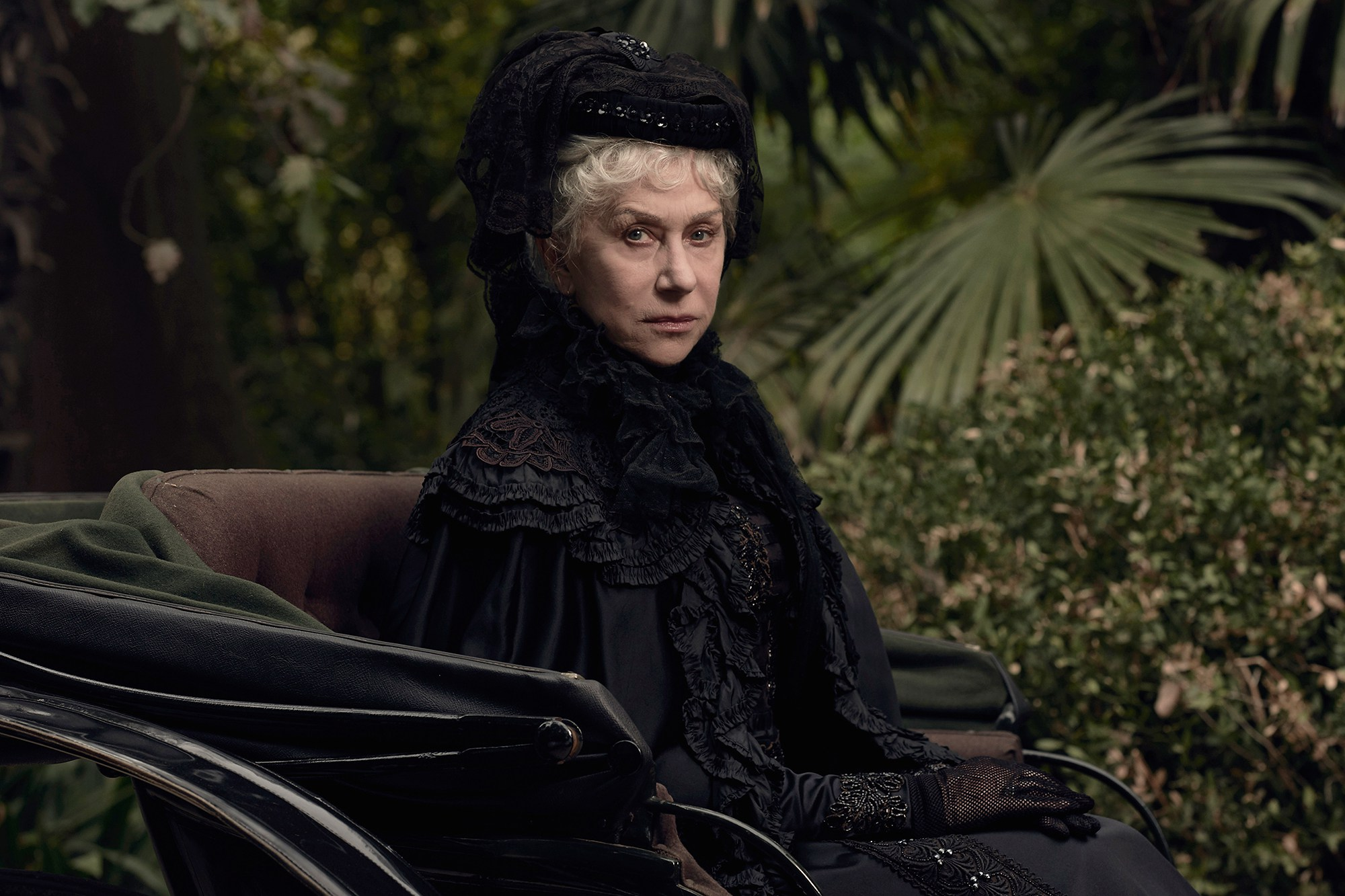First Look at Helen Mirren as Sarah Winchester